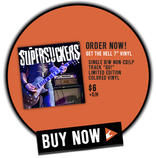 Supersuckers 7inch Vinyl Single