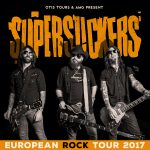 EURO TOUR 2017 ANNOUNCED