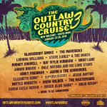 Outlaw Country Cruise 2018
