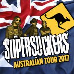 AUSTRALIAN & NEW ZEALAND TOUR DATES ANNOUNCED