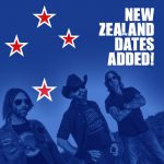 NEW ZEALAND DATES ADDED!