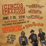 SUPERSUCKERS TO PLAY CIRCUS MEXICUS