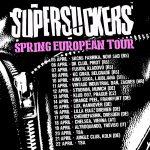 Supersuckers European Tour