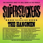 SUPERSUCKERS + THE HANGMEN JANUARY DATES!