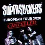 2020 WINTER/SPRING EUROPEAN TOUR CANCELLED