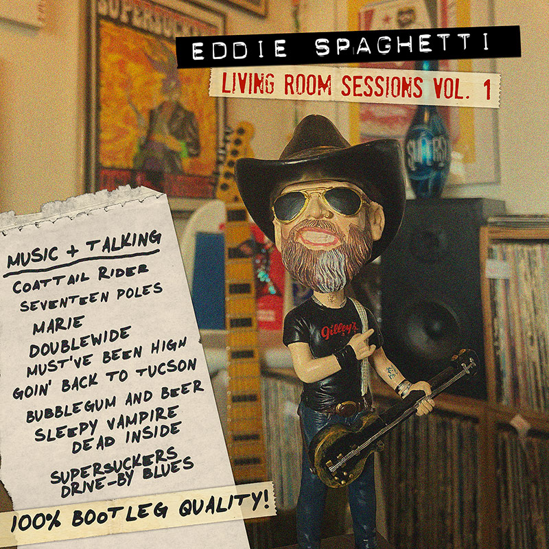 Eddie Spaghetti Living Room Sessions