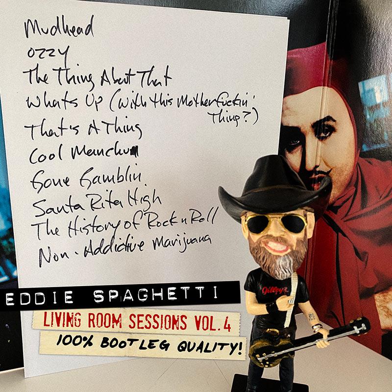 Eddie Spaghetti - Living Room Sessions